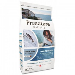 Pronature Holistic Cat Mediterranea BEZ ZBÓŻ 6kg