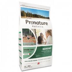 Pronature Holistic Cat Nordiko OHNE CEREALS 2kg