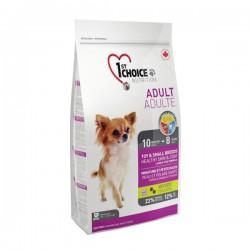 1st choice Hund Adult Spielzeug empfindliche Haut & Mantel 2,72 kg