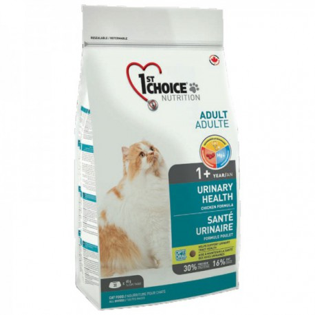 1st Choice Cat Urinary Health 1,8kg