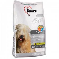 1st choice Hund hypoallergen OHNE CEREAL 2.72kg