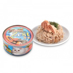 Princess Premium ZEST Huhn Thunfisch Lachs 170g