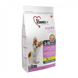 1st Choice Puppy Toy Sensitive Skin & Coat  2,72kg dla szczniąt