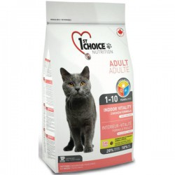 1st Choice Cat Indoor Vitality Chicken 10kg