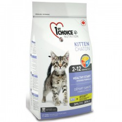 1st choice Cat Kitten Gesundstart 2,72 kg