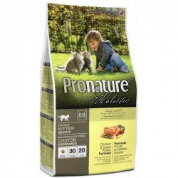 Pronature Holistic Katze Kätzchen Huhn 5.44kg