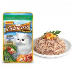Princess Premium Chicken Sachet Thunfisch Gemüse 70g
