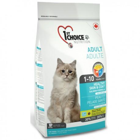 1st Choice Cat Healthy Skin & Coat 10kg