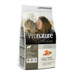 Pronature Holistic Dog Turkey & Cranberries 13,6kg