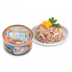 Princess Premium ZEST Kurczak / Tuńczyk / Papaya 170g