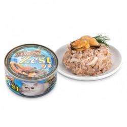 Princess Premium ZEST Kurczak Tuńczyk Omułek 170g