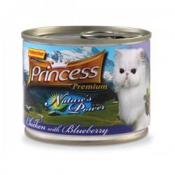 Princess Nature es Power Chicken Blueberry 200g