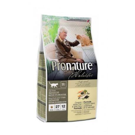 Pronature Holistic Cat Senior & Less Active 2,72kg
