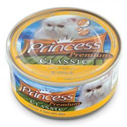 Princess Premium Kur/ Tuń/ Ryż 170g puszka