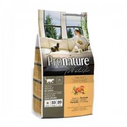 Pronature Holistic Cat Duck a l'Orange OHNE CEREAL 2.72kg