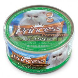 Princess Premium Kurczak Tuńczyk  Warzywa 170g