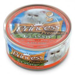Princess Premium Kurczak Tuńczyk  Krab 170g